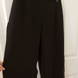 2 in 1 Maxi Skirt And Pants Size 10